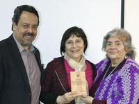 Juan Óscar Martínez, Mireya González y Ana Gavilanes Bravo
