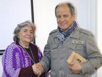 Ana Gavilanes y Mario Quiroz